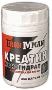 Фото Ironman Creatine 150 caps