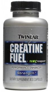 Фото Twinlab Creatine Fuel Caps 300 caps