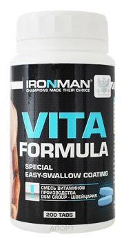Фото Ironman Вита Формула 200 tabs