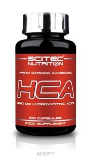 Фото Scitec Nutrition HCA 100 caps