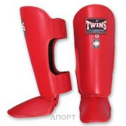 Фото TWINS Padded Leather Shin Pads SGL-2