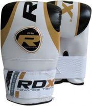 Фото RDX Снарядные перчатки, битки Gold