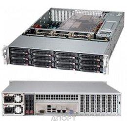 SuperMicro CSE-826BE26-R1K28LPB