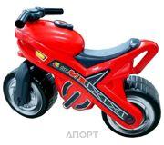 Фото ПОЛЕСЬЕ Каталка-мотоцикл MX (со шлемом) 46765