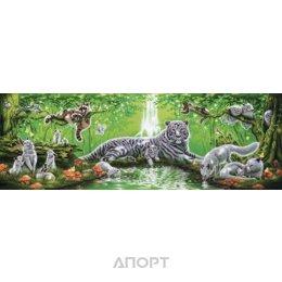 Step puzzle У водопада (1000 эл.) (79405)