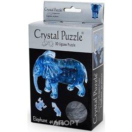 Crystal Puzzle Слон (90135)
