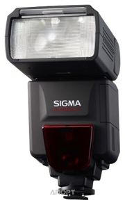 Фото Sigma EF 610 DG ST for Canon
