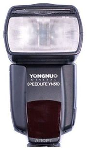 Фото YongNuo YN-560 Speedlite