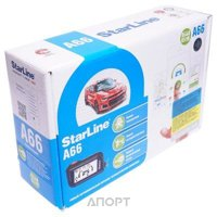 Фото StarLine A66 2CAN+2LIN