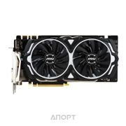 Фото MSI GeForce GTX 1070 ARMOR 8G