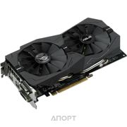 Фото ASUS Radeon RX 470 ROG STRIX OC 8Gb (STRIX-RX470-O8G-GAMING)
