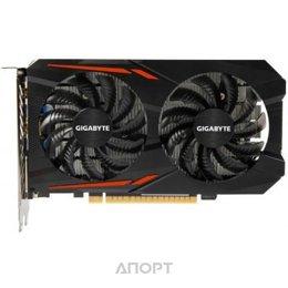 Gigabyte GeForce GTX 1050 Ti OC 4Gb (GV-N105TOC-4GD)