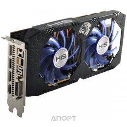 HIS RX 470 IceQ X2 OC 4GB (HS-470R4LCNR)