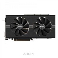 Фото Sapphire Radeon RX 580 4GD5 NITRO+ (11265-31)