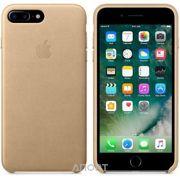 Фото Apple iPhone 7 Plus Leather Case - Tan (MMYL2)