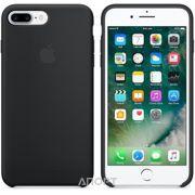 Фото Apple iPhone 7 Plus Silicone Case - Black (MMQR2)