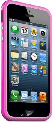Фото Apple iPhone 5/5S Bumper - Pink (MC597ZM/A)
