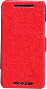 Фото Nillkin Fresh Series for HTC One M7 (Red)