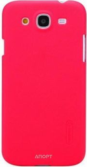 Фото Nillkin Super Frosted Shield for Samsung Galaxy Mega 5.8 I9150/I9152 (Red)