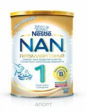 Фото Nestle NAN 1 гипоаллергенный 400 г