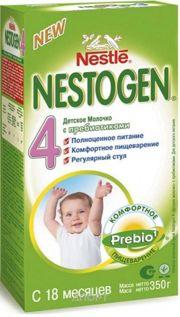 Фото Nestle Nestogen 4, 350 г