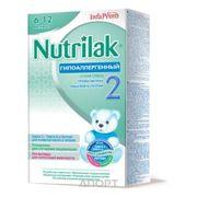 Фото Nutrilak Молочная смесь Нутрилак Гипоаллергенный 2, с 6 до 12 мес, 350 г