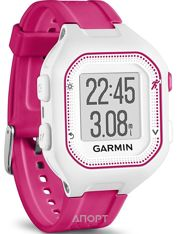 Фото Garmin Forerunner 25 White/Pink Small