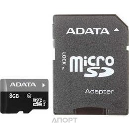 A-Data AUSDH8GUICL10-RA1