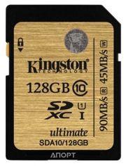 Фото Kingston SDA10/128GB