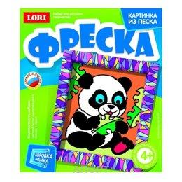"""Lori Картина из песка """"Крошка панда"""" (Кп-004)"""
