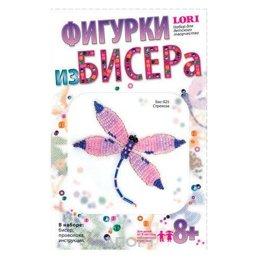 """Lori Фигурки из бисера """"Стрекоза"""" (Бис-025)"""