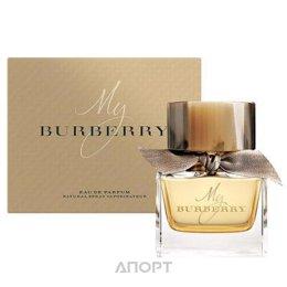 Burberry My Burberry EDP  Купить в Уфе - Сравнить цены на женская ... 37c87a40bd027
